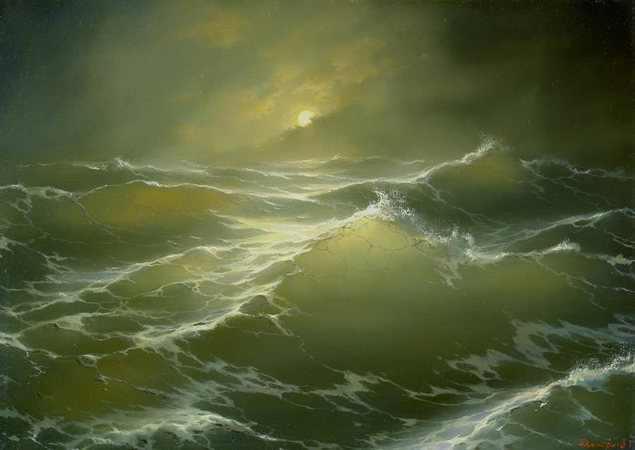 The Ninth Wave — Ivan Aivazovsky