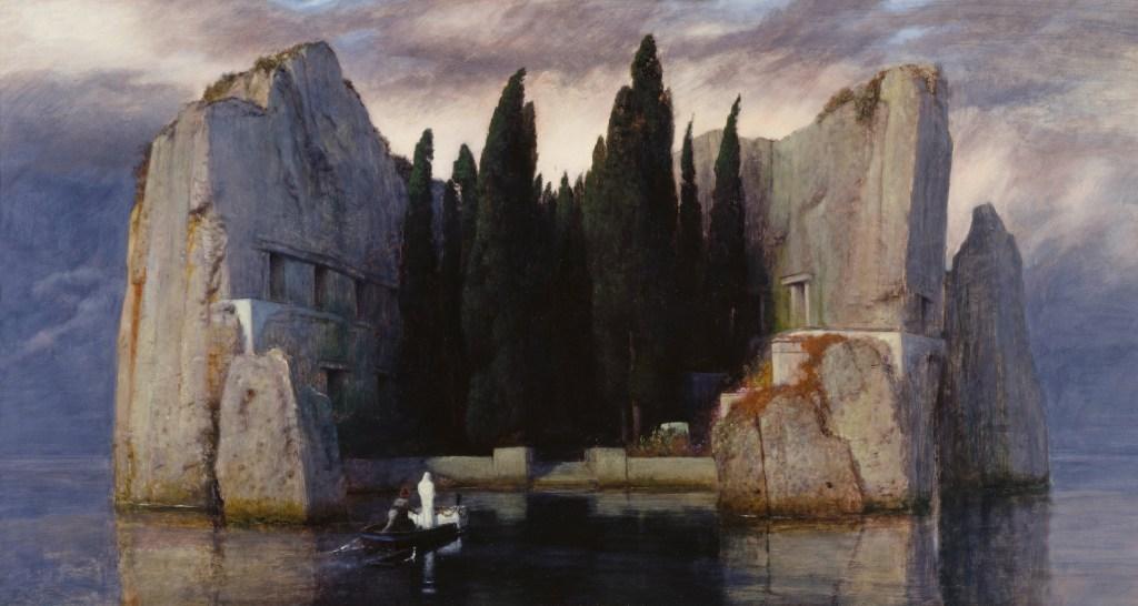 The Isle of the Dead — Arnold Böcklin