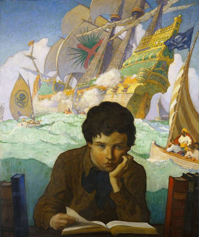 Storybook by NC Wyeth