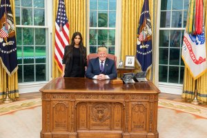 Kim Kardashian and the Plutocrat President