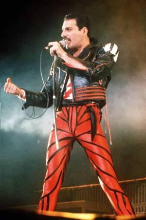 Freddie Mercury's Inimitable Style