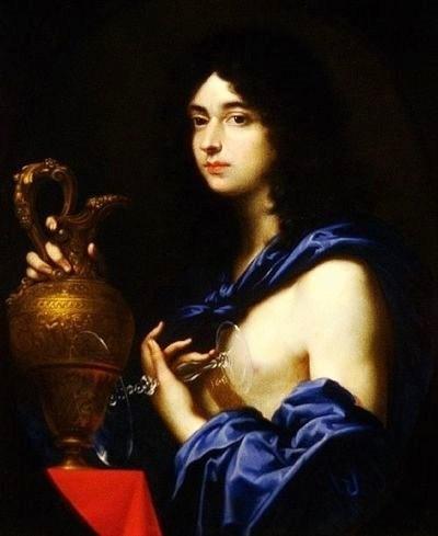 Philippe de Lorraine as Ganymede by Baldassari Franceschini