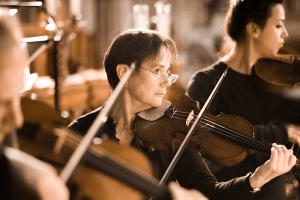 Bach's Band: The Violin