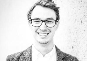 Choral Scholar Focus: Sam Mitchell