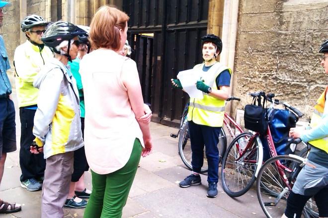 World War One bike ride, 17 June 2015 (5)