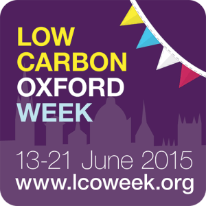 Low Carbon Oxford Week logo