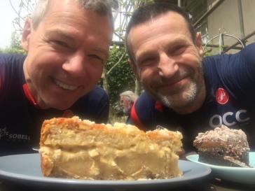 Fig Tree cake