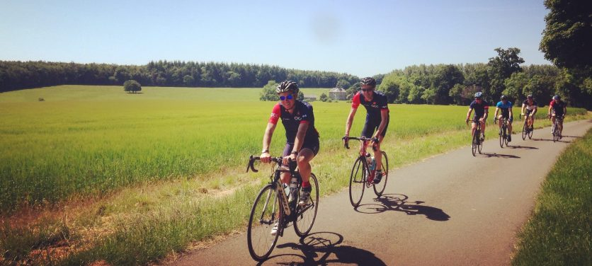 The Cotswold Hills - right on our doorstep and spectacular riding throughout the year.