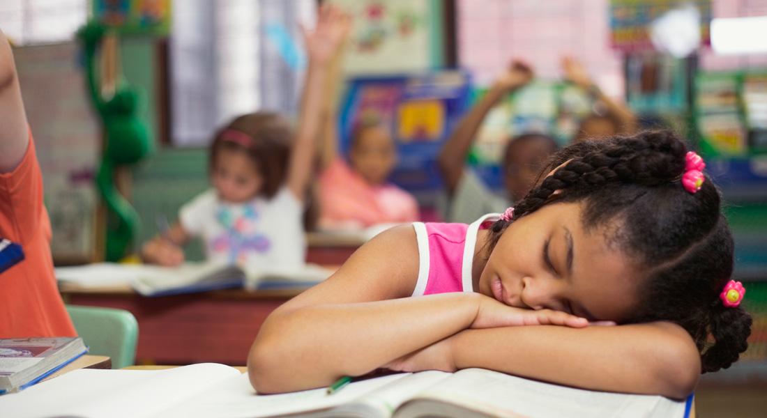 Little Girl Nursery Wallpaper Sleep Habits And Academic Performance Oxford Learning