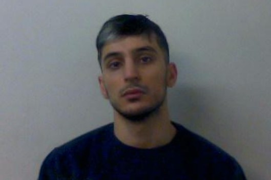 Baris Gumus Picture: THAMES VALLEY POLICE