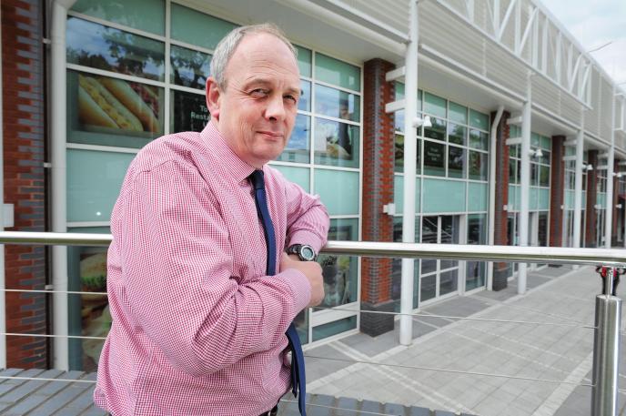 Image result for david henwood teacher
