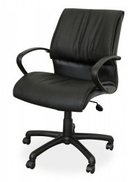 Montege Visitors Chair. - Oxford Office Furniture