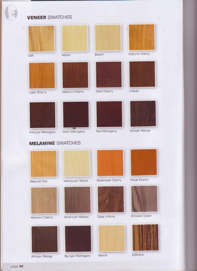 Office Furniture Supplier  Wood Colours  Oxford Office