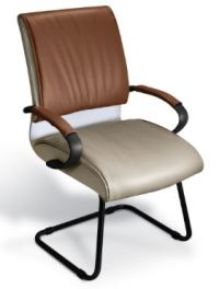 Condor range visitor chair - Oxford Office Furniture