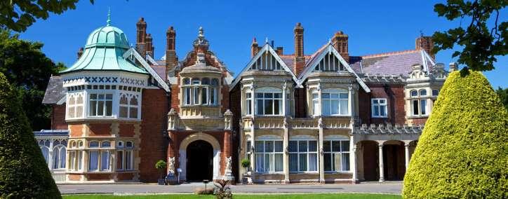 Bletchley Park Oxfordhisre