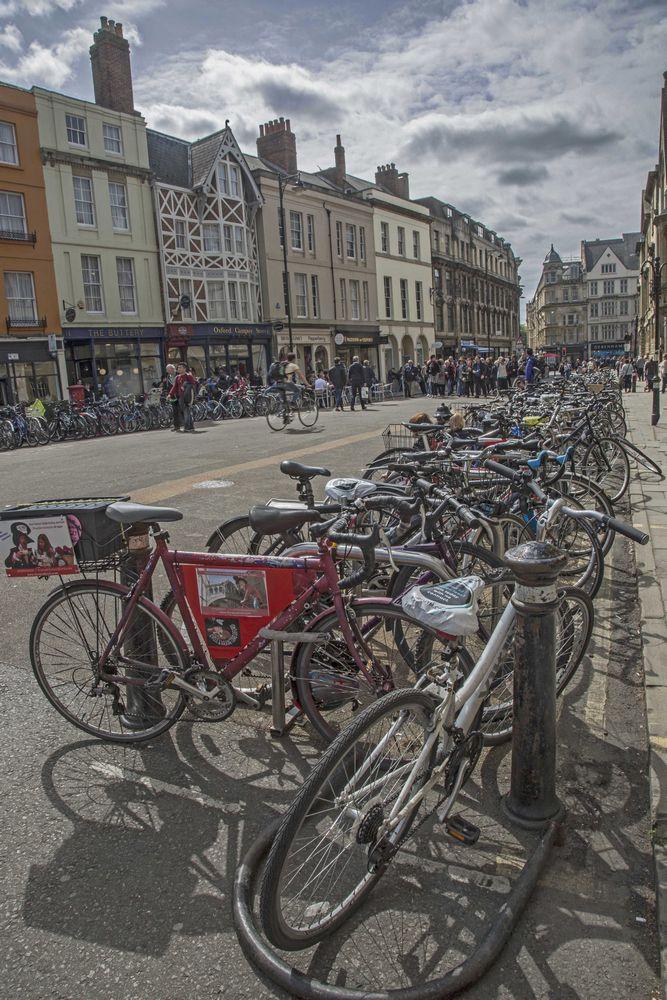 Bikes Tours Oxford