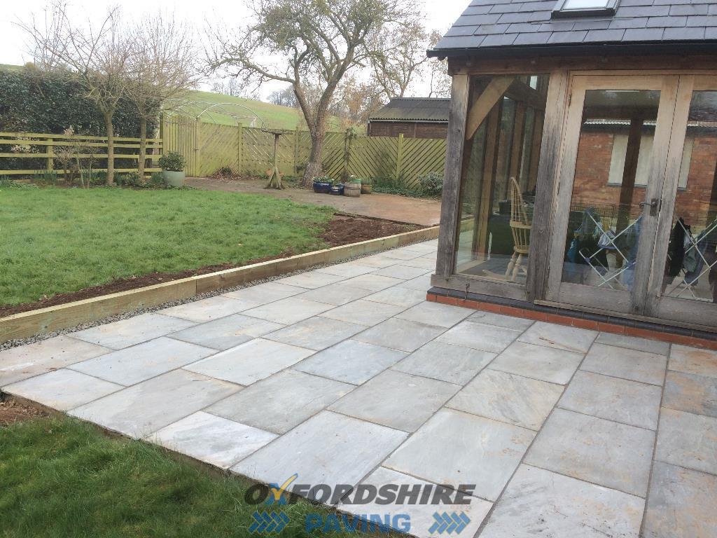 Patio Paving Oxfordshire  Patio Contractors  Garden
