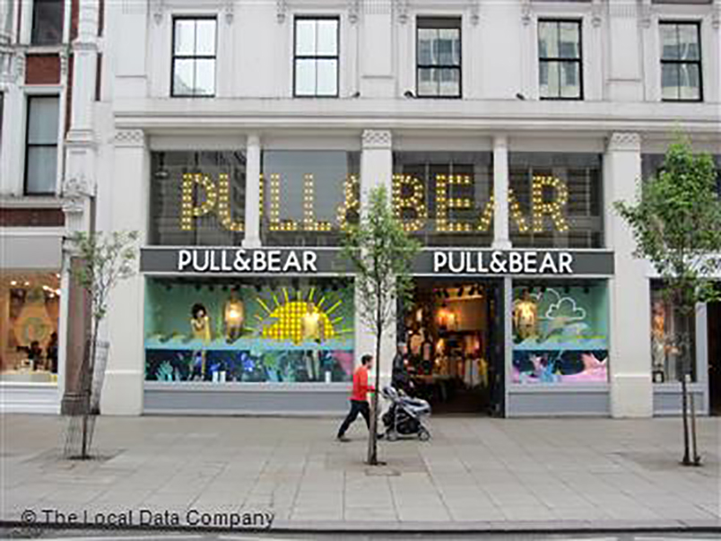 Pull Amp Bear Oxford Street