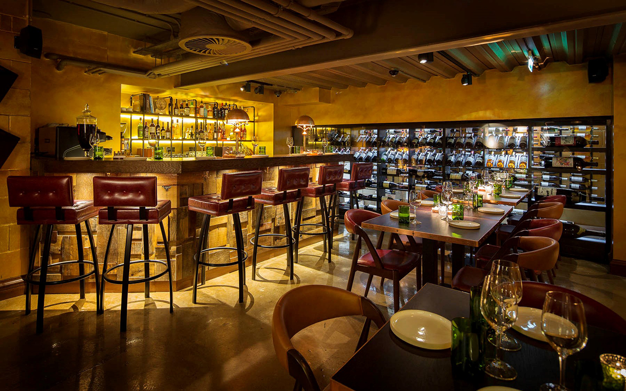 Social Wine  Tapas  Oxford Street
