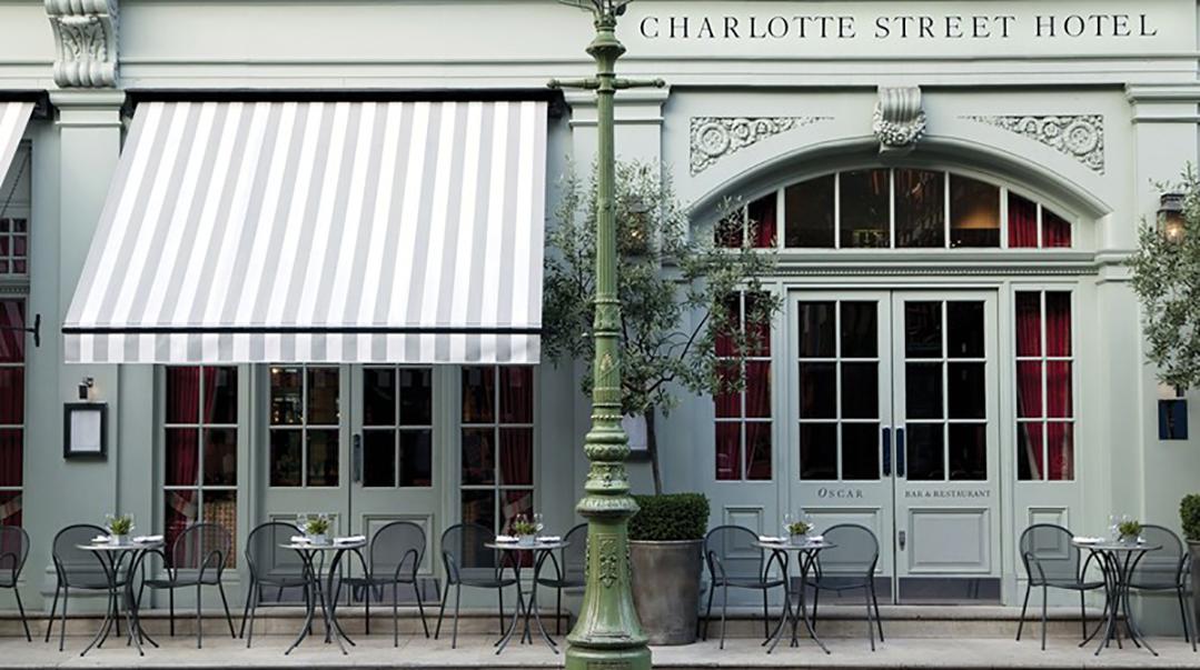 Charlotte Street Hotel Oxford Street
