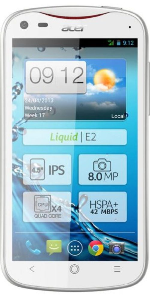 acer liquid e2 - three 3