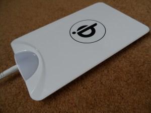 qi - universal charging pad
