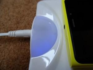 qi - charging plate
