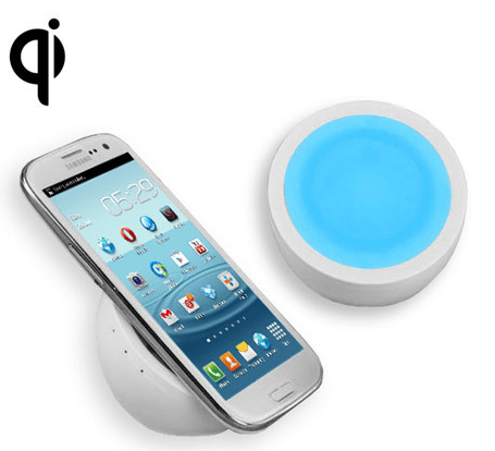 QI Wireless Charging Orb