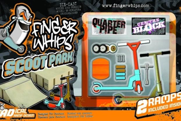 Finger whips