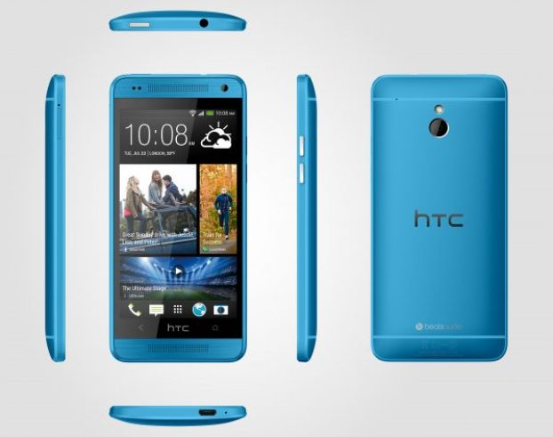 HTC One mini Vivid Blue 6V