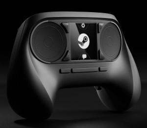 Valve's prototype gamepad