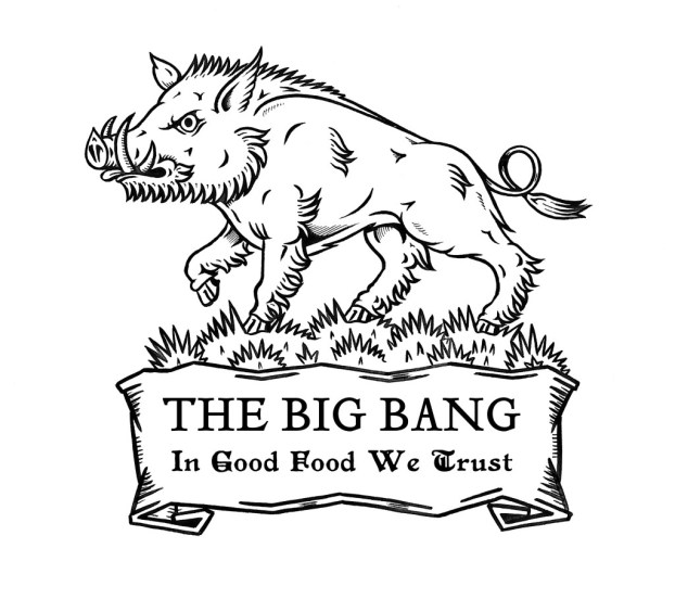 THE BIG BANG logo - hi res