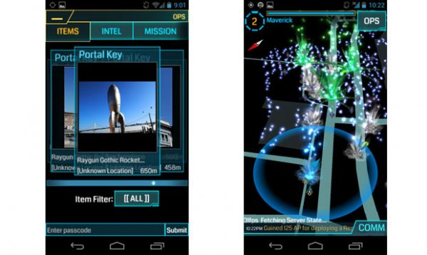 Quick Review: Ingress - OxGadgets