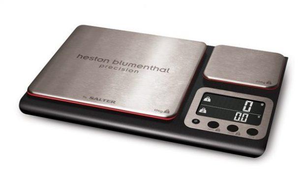 heston precision scales