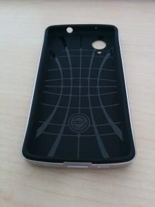 inside casing