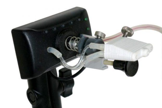photo of a game controller for quadriplegics