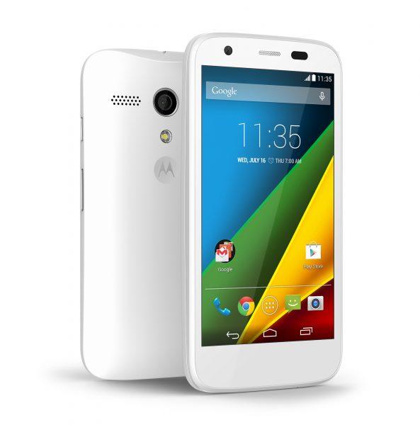 Moto G LTE Cmb White