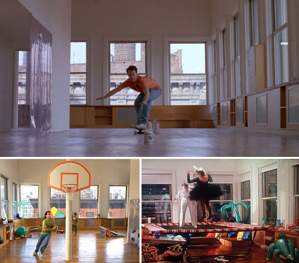 Famous Movie Apartments – How to style your home just like ...