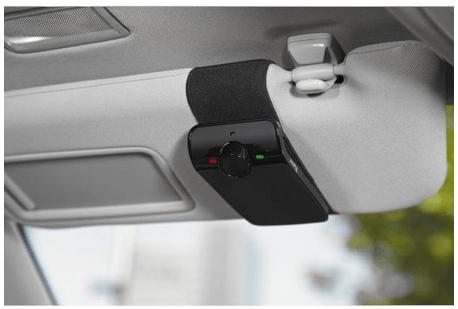 Review Parrot Minikit Bluetooth Handsfree Kit Oxgadgets