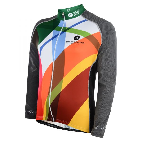 bff83fe62 Review  Fat Lad at the Back - Bobby Dazzler Reflective Long Sleeve ...