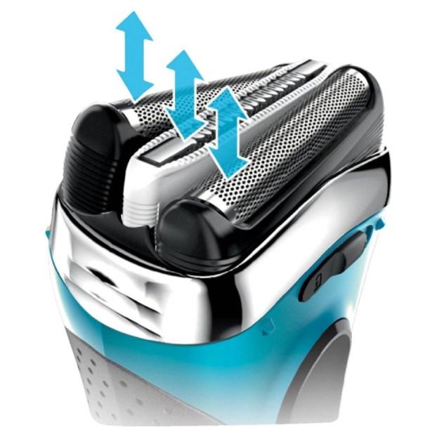 braun 3 3080s microcomb