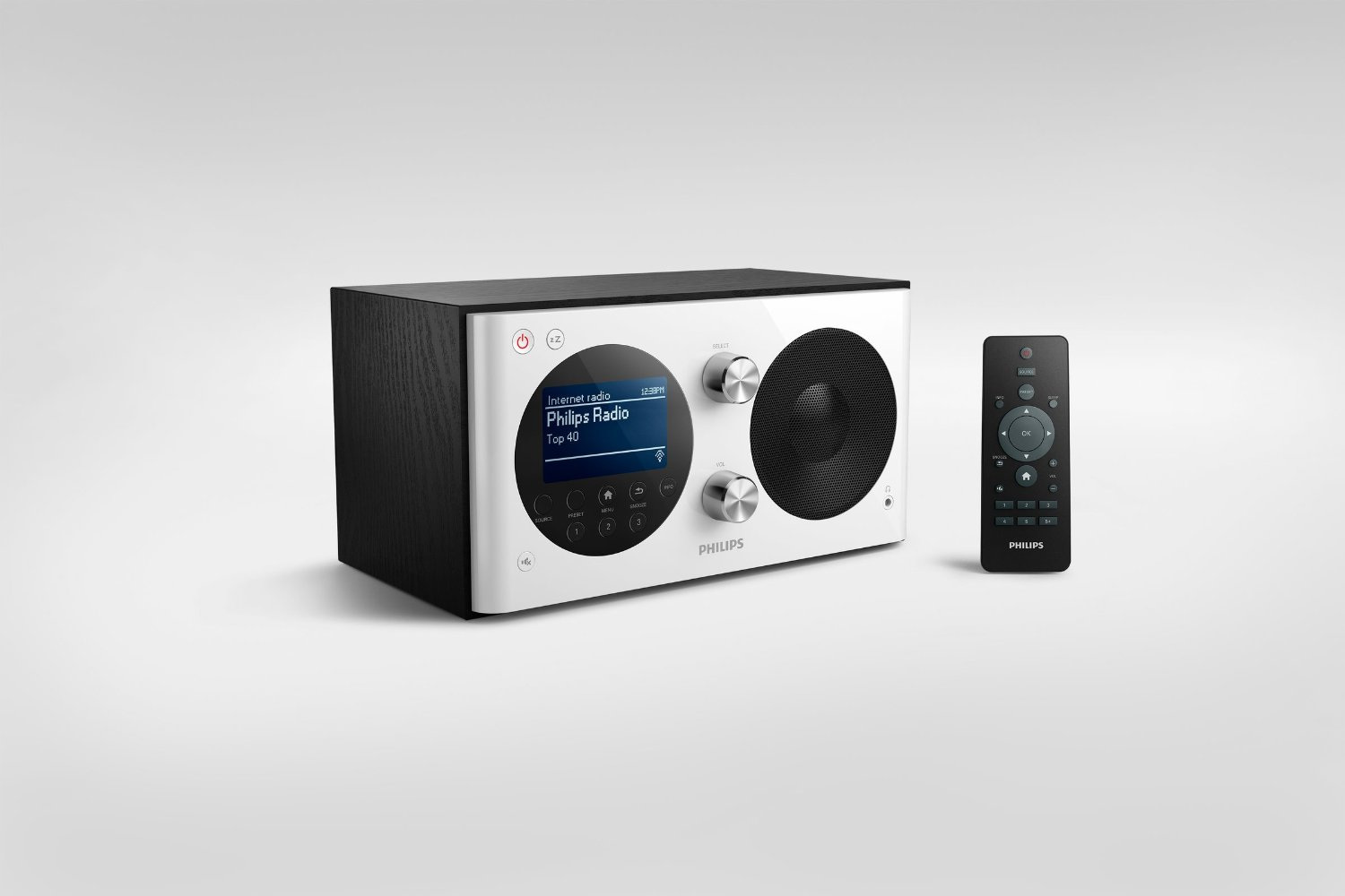review philips ae8000 internet radio bringing you all. Black Bedroom Furniture Sets. Home Design Ideas