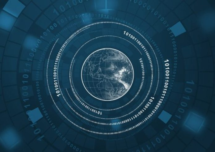 computer security internet binary data information