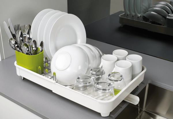 Review Joseph Joseph Extend Expandable Dish Drainer
