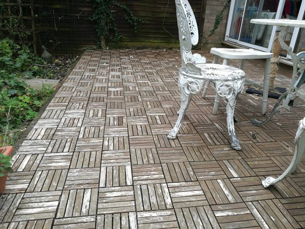 Review IKEA SKOGHALL Floor Decking OxGadgets - Does ikea have flooring