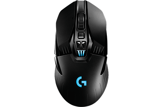 logitech logo gaming mouse powerplay lightspeed