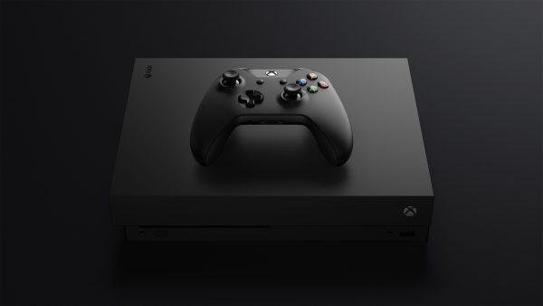 The New Xbox One X: What's Inside, Exclusive Launch Titles