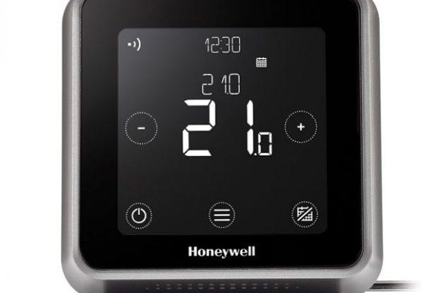 honeywell lyric T6 google home integration