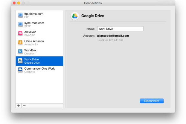 Google Drive Desktop App