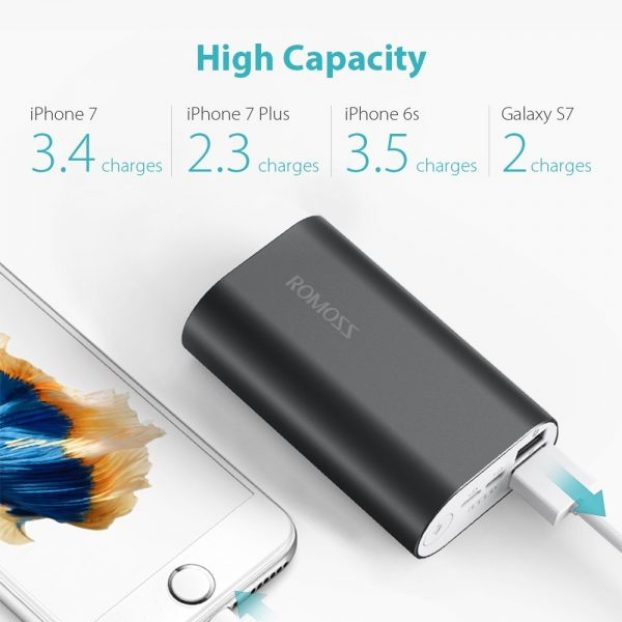 romoss a10 power bank review